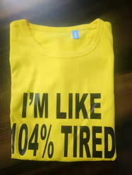 Customise T Shirts