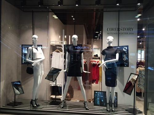 Designing And Fabrication Autumn Window Display, In Pan India, Globally Anywhere