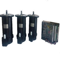 Industrial Battery Operated Motors