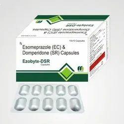 Esomeprazole (EC) & Domperidone (SR) Capsules