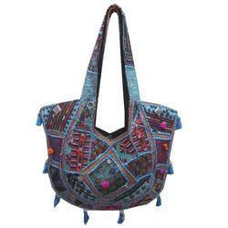 Nice Vintage Banjara Ladies Handle Bags
