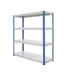 Steel Industrial Slotted Angle Rack, for Office