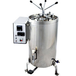 Autoclave Vertical Fully Automatic Digital