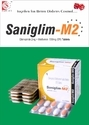 Glimepiride 2mg   Metformin 500mg SR ( Bilayered)