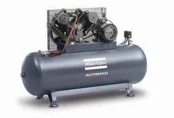 Cast Iron Piston Compressor
