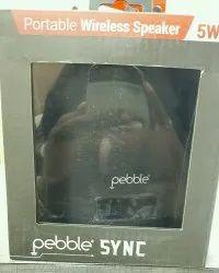 Pebble SYNC Bluetooth Speaker