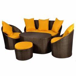Carry Bird Outdoor Patio Sofa Set With Cushion