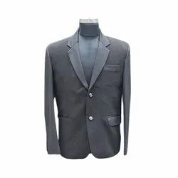 Regular Fit Wool Mens Plain Formal Blazer