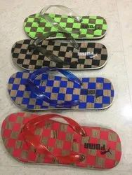 Eva Daily Used Casual Men Slippers, Size: 6 To 9
