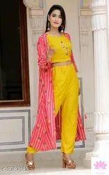 Ladies 3 Piece Dress