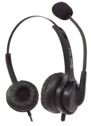 Aria 11N USB Call Center Headset