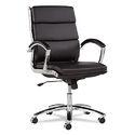 Medium Back Leather Boss Chair