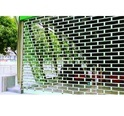 Iron Rolling Grill Shutter