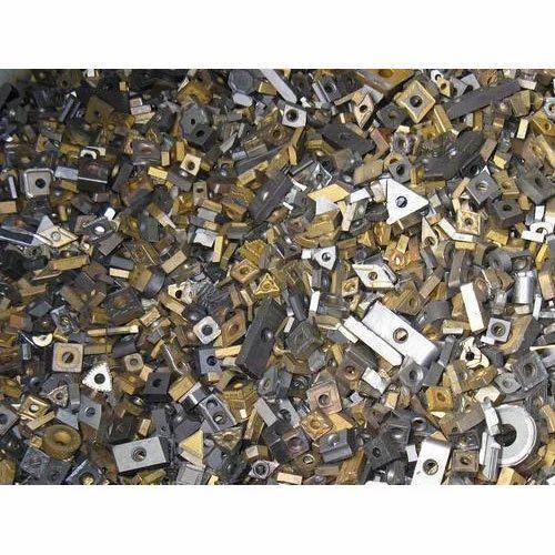 Tungsten Carbide Inserts Scrap