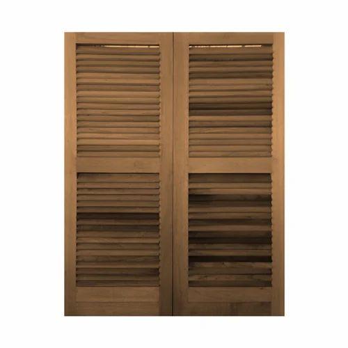 Meranti Louvre Doors  sc 1 st  IndiaMART & Meranti Louvre Doors Meranti Doors - Riya Trading Company New ...