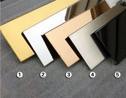 Stainless Steel Mirror Finishing Sheet