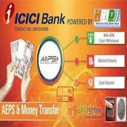 AEPS  ICICI Bank Service Provider
