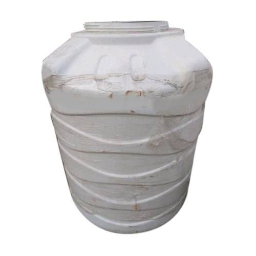 Triple Layer White PVC Water Storage Tank