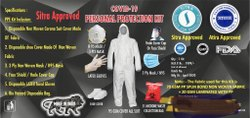 Sitra and Atira Approved PPE Kit