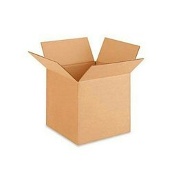 JC Brown Corrugated Shipping Box
