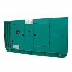 Generator Room Acoustics