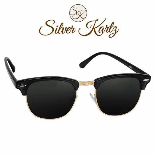 f58019a8c7 Male Wayfarer Clubmaster Unisex Sunglasses WY035