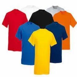 Cotton Round Neck T-Shirts