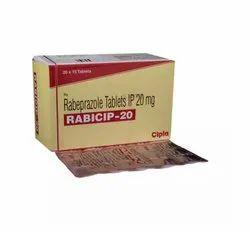 Rabicip 20 mg  Tablet