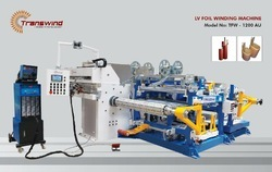 Distribution Transformer Foil Winding Machine