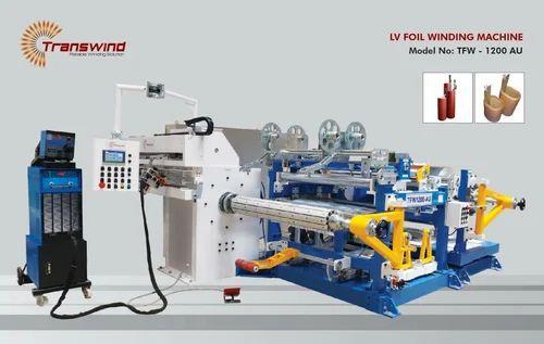 Transwind Automatic, Distribution Transformer Foil Winding Machine, 22