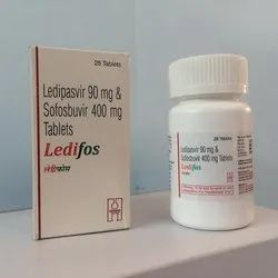 Ledipasvir 90 And Sofosbuvir 400 Tablet