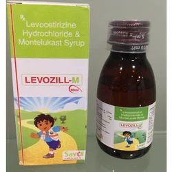 Levocetrizine Montelukast Syrup