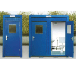 Sintex Prefabricated Mobile Toilet