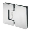 SS 180 Degree Glass to Glass Hinge
