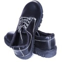 Safari  Black Safety Shoes