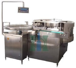 Automatic Rotary High Speed Vial Washing Machine