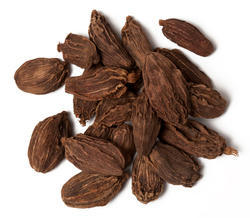 Whole Natural Black Cardamom, Seeds, Packaging Size: 10 Kg