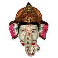 Meena Ganesha Mask