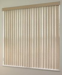 Vinyl Vertical Window Blind