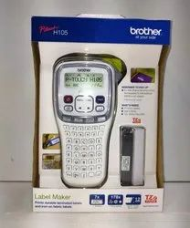 Brother PT-H105 Portable Hand-Held Electronic Label Printer