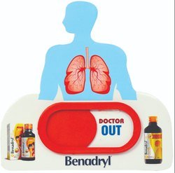 Doctor In and Out Sign Board