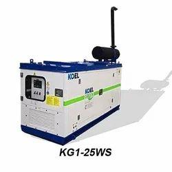 KG1-25WS Kirloskar DG Set