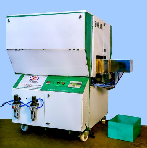 Automatic PVC Pipe Bending Machine