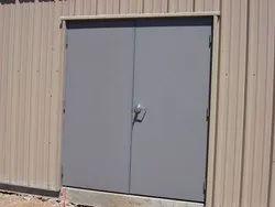 Sound Proof Metal Doors