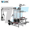 3 Station Multi Gym Machine