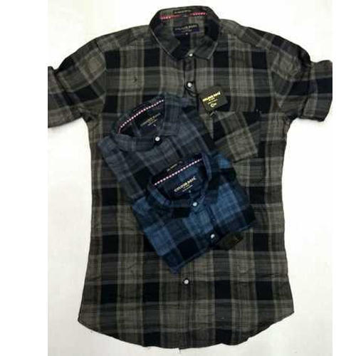Colour Dots L And Xl Mens Lumberjack Check Shirt Rs 299 Piece Id