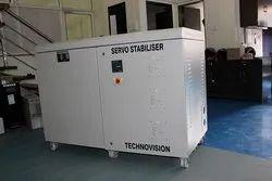TechnoVision Single Phase Servo Stabilizer With Isolation, Current Capacity: 4 Amp To 16 Amp, 170- 270 V Ac