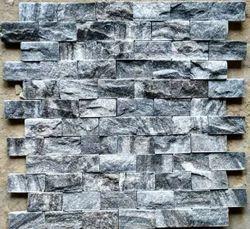 Baisana Black Marble Wall Cladding Stone Tiles, Packaging Type: Box Packing
