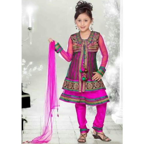 94eb17db52f Party Wear Baby Girl Salwar Suit, Rs 120 /piece, M Sifar Garments ...