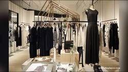 Clothes Display Fixture